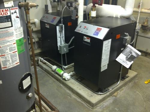 High Efficiency Boilers - Facilities Branch
